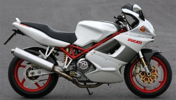 DucDickel Mo... Ducati Monster